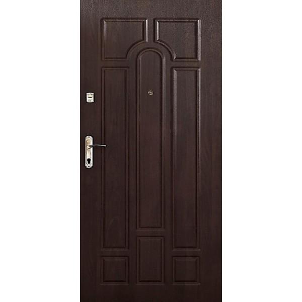 Дверь Классик Эконом Орех темный