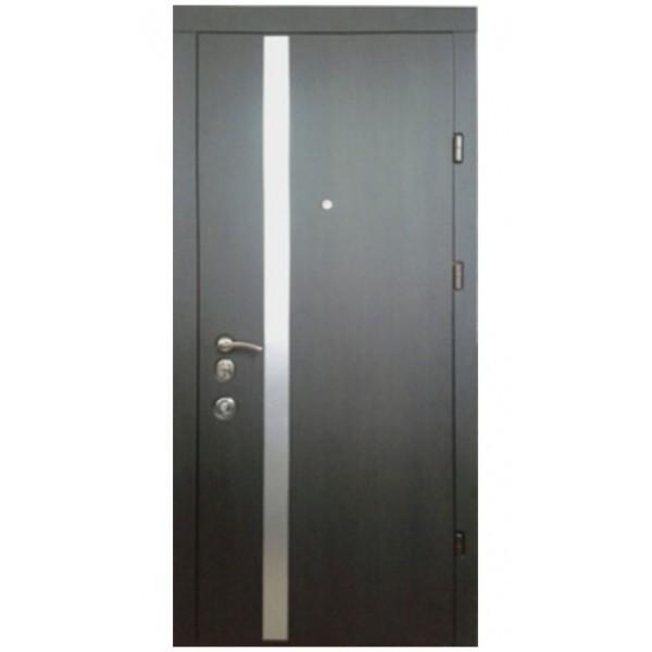 Дверь входная «АВ» премиум плюс, венге южный