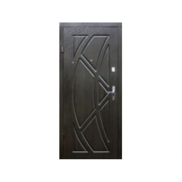 Дверь Викинг Эконом Венге